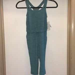 Old Navy Girls Active Jumpsuit NWT